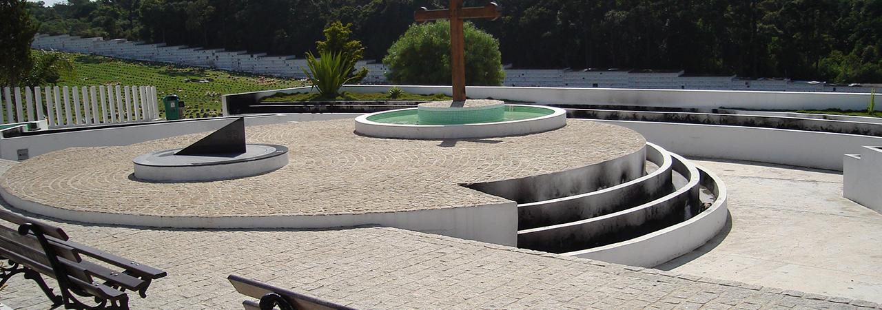 Cruzeiro Cemitério Bonfim - São José dos Pinhais